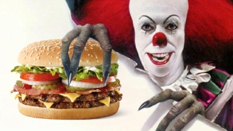 Burger King's Creepy Clown Promotion Is Sure To Terrify Us All