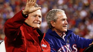 A Second Woman Has Accused George H.W. Bush Of Groping Her