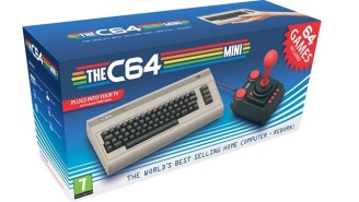 Now The Commodore 64 Is Getting The Retro Comeback With The C64 Mini