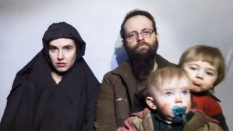 Former Taliban Hostage Caitlin Coleman Has Been Rushed To The Hospital