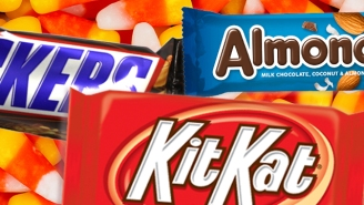Power Ranking The Best Full-Sized Candy Bars To Give On Halloween