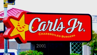 What The Heck Is Going On Between Amazon And Carl's Jr?