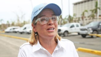 FEMA Head Brock Long Says The Agency 'Filtered Out' The San Juan Mayor After She Tweets, 'WE NEED WATER!'