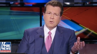 Fox News' Neil Cavuto Blasts Trump For His Erratic Behavior: 'You Are Running Out Of Friends'