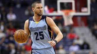 Chandler Parsons Called Out 'Tasteless' Grizzlies Fans For Booing Him At Home