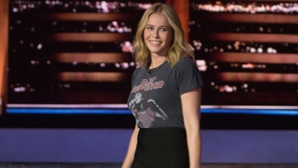 Chelsea Handler Is Leaving Her Netflix Talk Show After Two Seasons, Announces Her 2018 Plans