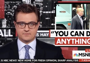 MSNBC's Chris Hayes Examines Why Trump Was Not Hindered By His Sexual Assault Allegations