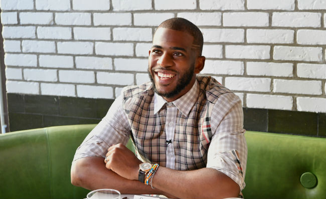 Chris Paul Helps Players With Finance, Says 'Nobody Talks ...