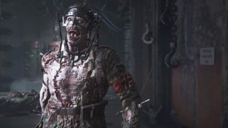 'Call Of Duty: WWII' Wants To Make Sure Their Nazi Zombies Horrify Players