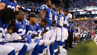 The NFL Players Association Has Filed A Grievance Against The NFL's New Anthem Policy