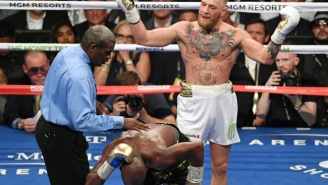 Conor McGregor Says History Will Judge Mayweather If He Doesn't Follow Through On A UFC Fight