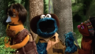 'Sesame Street' Transforms 'The Walking Dead' Into 'The Walking Gingerbread' In This G-Rated Parody