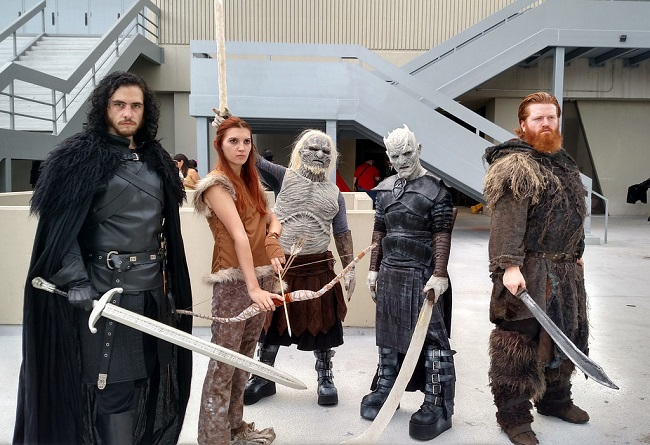 DIY Game Of Thrones Costumes
