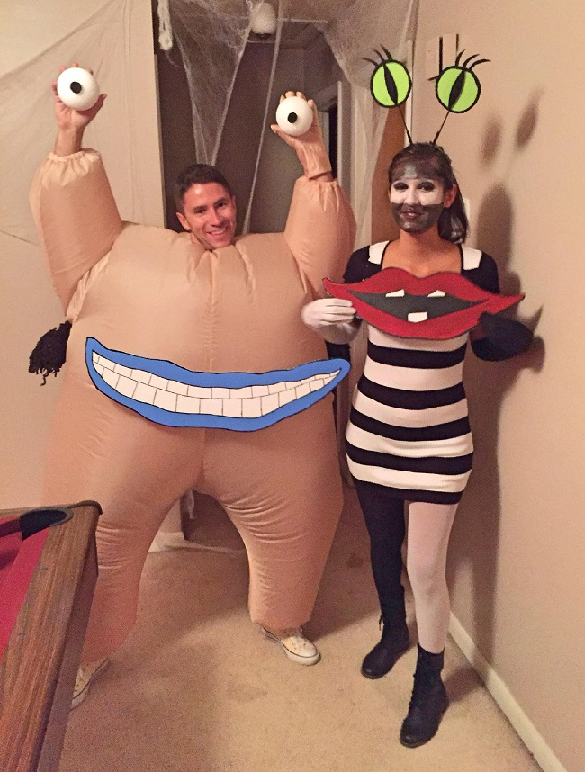 Funny Couples Costumes