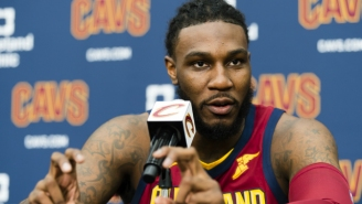 Jae Crowder Believes The Cavaliers Are Already Preparing For An NBA Finals Matchup With The Warriors