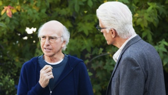 'Curb Your Enthusiasm' Investigates 'A Disturbance In The Kitchen'