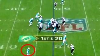 Jay Cutler Had Zero Interest In Being Split Out Wide In Miami's Wildcat Package