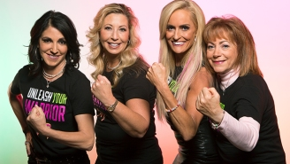 Dana Warrior On 'Unleash Your Warrior,' Working With Susan G. Komen, And Her WrestleMania 2018 Prediction