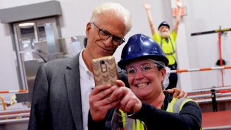 A Factory Tour With Ted Danson Highlights The Human Aspect Of Mass Production