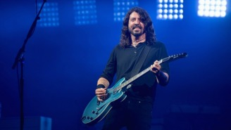 Dave Grohl Will Rock 'Jimmy Kimmel Live' As A Guest Host