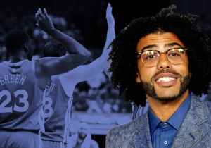 Daveed Diggs On Working With ESPN, 'Hamilton,' And What The Warriors Mean To Oakland