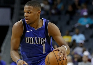 Dennis Smith Jr. Says It Was 'Unreal' To Meet His Idol Tracy McGrady