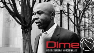The Dime Podcast Ep. 4: Greg Anthony Talks Fights At Knicks Practice And Lemon Pepper Wings
