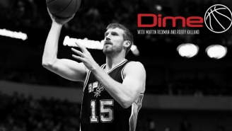 The Dime Podcast Ep. 3: Matt Bonner And Rich Cho Talk Pop, MJ, NBA Food Cities And More