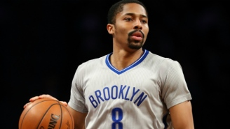 Nets Guard Spencer Dinwiddie Was Upset That The NBA Twitter Account Didn't Tag Him In A Post