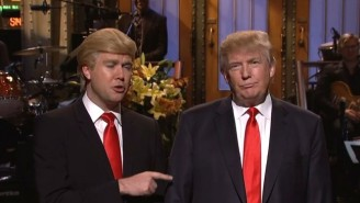 Lorne Michaels Apparently Made 'SNL' Go Easy On Donald Trump Before He Was Elected President