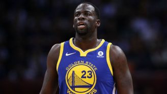 Draymond Green Called Bob McNair's 'Prison' Comment 'Donald-Sterling-Esque'