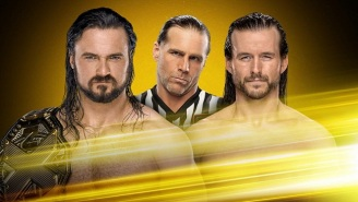 Shawn Michaels Will Be The Guest Referee For An NXT Title Match