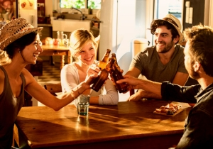 Science: Drinking Really Does Improve Your Foreign Language Skills