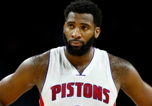 Andre Drummond Got Ejected From Game 1 For Shoving Giannis Antetokounmpo