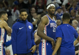 Markelle Fultz And Joel Embiid Talked Trash About Their 'NBA 2K18' Game On Twitter