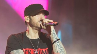 Mr. Porter Confirms Eminem's New Album Is Done And Say's It's 'Amazeballs'