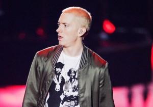 Led Zeppelin's Robert Plant Calls Eminem 'An Important Voice For America'