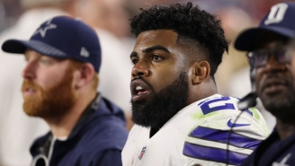 Ezekiel Elliott Is Granted Another Temporary Restraining Order, Meaning He Plays In Week 7