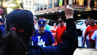 Adventures In Scalping: On The Scene For Game 5 Of The World Series