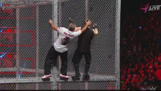 Watch Shane McMahon's Latest Insane Stunt From Hell In A Cell