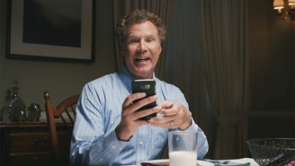 Will Ferrell Plays A Terrible Father In These PSAs That Are Out To Aid Families Distracted By Technology