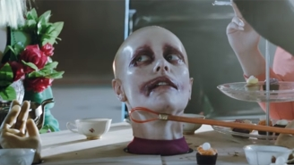 Fever Ray's 'To The Moon And Back' Gives New Meaning To The Phrase 'High Tea'