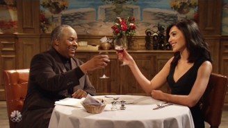 O.J. Simpson Finds Someone To Date, But Can't Escape His Past In This Timely 'SNL' Sketch