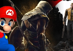 Mario, Wolfenstein And Assassin's Creed Lead The Five Games You Need To Play This Week