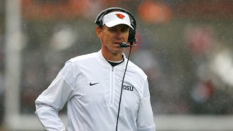 Oregon State And Head Football Coach Gary Anderson Have 'Parted Ways' After 1-5 Start