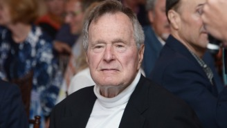 A Third Woman Alleges That George H.W. Bush Groped Her