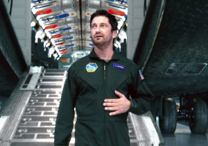 The Plot Of 'Geostorm' As Recreated From Its Reviews — Frozen Tidal Waves, Bazookas, And All