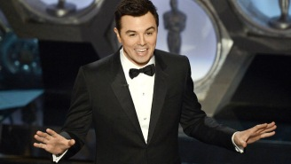 Seth MacFarlane Says His Harvey Weinstein Oscars Joke Came From 'A Place Of Loathing And Anger'