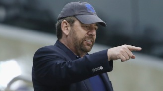 James Dolan Is Reportedly Irate About FS1's Knicks-Themed Subway Ads