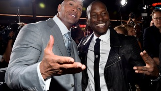 The Rock And Tyrese's 'Furious' Feud Took Its Weirdest Turn Yet